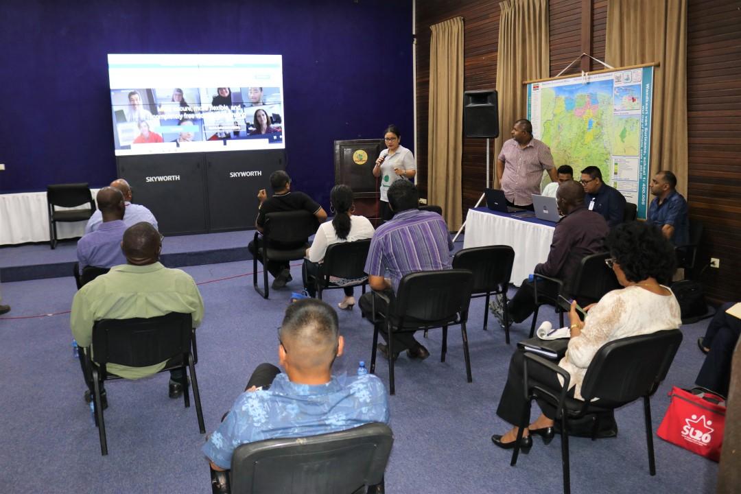 Online trainingen voor stembureaupersoneel